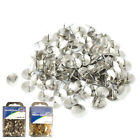 Внешний вид - 300 PCS Thumbtack Metal Steel Round Head Office Thumb Tacks/ Fast Ship from USA