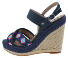 Pepe Jeans Walker Soul pls90221 Sandals Wedge Sandals Navy 186225