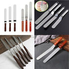 Внешний вид - Cake Cream Spatula Set Smoother Icing Spreader Fondant Pastry Decorating Tools
