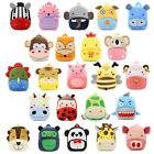 Small Toddler Kids Backpack Cute 3D Animal Cartoon Mini Bag for Baby Girl Boy