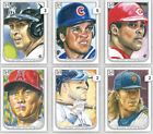 Topps Bunt Museum Collection Canvas Choose the Digital Card