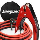 Energizer 1-Gauge 800A Heavy Duty Jumper Battery Cables 25 Ft Booster Jump