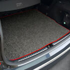Skoda Yeti Boot Mat (2009+) Anthracite Tailored [With Spare Tyre]