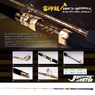 JIGGING MASTER DEEP SEA BOAT ROD SPECIAL FOR ELECTRIC REEL THOR'S HAMMER 56B