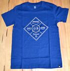 DC Shoes Boys Printed T Shirt - BLUE- SIZE - 10 & 16 YEARS - NEW