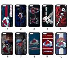NHL Colorado Avalanche For iPhone iPod Samsung LG Motorola SONY HTC HUAWEI Case $9.93 USD on eBay
