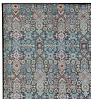 Oxidize Design Alhambra Low Pile Hand-knotted wool & Silk Persian Area Rugs