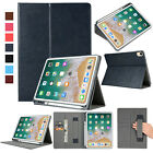 """Business Cover Leather Case for iPad 9.7"""" iPad Pro 11 12.9"""" W  Cards Slot Pocket"""