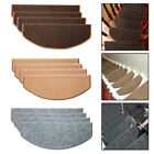 Внешний вид - 13PCS Stair Tread Carpet Mats Step Staircase Non Slip Mat Protection Cover Pads