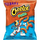 Cheetos Crunchy, Puffs, Flamin, Xxtra Flamin & Jalapeno or (1) Single 1 oz. Bag