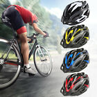 Cycling Bicycle Adult Mens Bike Adjustable Carbon Helmet With Visor Mountain