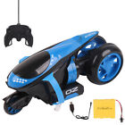 Fashion Remote Glare Drifting High Speed Stunt Charging Road RC Motorcycle Car