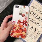 Assorted Floral Cases For iPhones XS Max 6 6S 7 8 Plus XR Colorful Roses Fashion