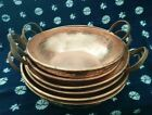 Handmade copper wok Copper cookware Copper frying pan Induction cooker available