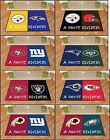 House Divided All-Star Rug 34x45 NFL Colts Sehawks Patriots Packers NFL $54.99 USD on eBay
