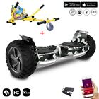 Evercross 8.5 Zoll APP Hoverboard SUV Mit Hoverkart Balance Scooter E-Scooter
