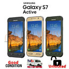 Samsung Galaxy S7 Active 32GB SMG891A - GSM Unlocked - Good Condition