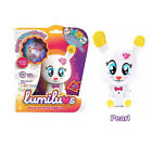 Lumiluvs Interactive Pets Play Friends Lights Up with a Kiss Soft-squeeze Head