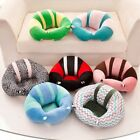 Baby Kids Support Seat Learning To Sit Up Chair Cushion Sofa Plush Pillow Toys