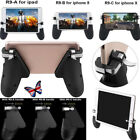 PUBG Mobile Phone Shooter Controller Game Trigger Gamepad Fire Button Handle BA
