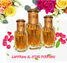 Saffon Al Attar Ittar 100% Pure concentrated Perfume Oil From India