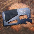 14 in 1 EDC Credit Card Survival Multi Tools Outdoor Camping Rescue Pocket Tool