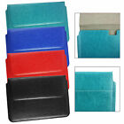 Pu Leather Sleeve Case Cover Magnetic Pouch Samsung Galaxy Book W627 10.6 Inch