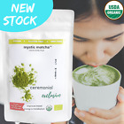 Ceremonial MATCHA ORGANIC Japanese Green Tea Powder by Mystic Matcha