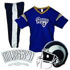 Sports NFL New England Patriots Deluxe Youth Uniform Set $68.32 USD on eBay