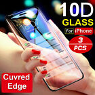 10D Curve For iPhone X XS MAX XR Full Cover...