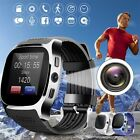 Smart Watch Phone Mate SIM FM Pedometer For Android IOS iPhone Samsung