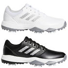 2019 Adidas Junior CP Traxion Golf Shoes Kids Spiked Waterproof Leather Trainers