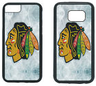 CHICAGO BLACKHAWKS PHONE CASE COVER FITS iPHONE 6 7 8+ XS MAX SAMSUNG S7 S8 S9+ $13.5 USD on eBay