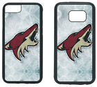 ARIZONA COYOTES PHONE CASE COVER FITS iPHONE 6 7 8+ XS MAX SAMSUNG S6 S7 S8 S9+ $13.5 USD on eBay