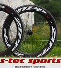 Zipp 808 white Firecrest Carbon Clincher Hinterrad , Rear Wheel