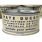 Pate Dugay Furniture Wax (Made in France) Multi Color & Price selection