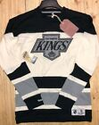 LOS ANGELES KINGS MITCHELL & NESS VINTAGE LONG SLEEVE NEW WITH TAGS MANY SIZES $30.0 USD on eBay