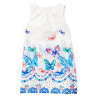 Gymboree Butterfly Sheath Dress from June 2017 unreleased Cap infant/toddler