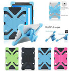 US Universal Flexible Silicone Shockproof Case Cover For 10