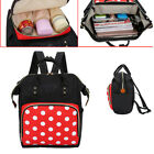 Mummy Diaper Bag Baby Bag Maternity Large Capacity Travel Nappy Backpack 2 Style