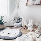 US Soft Cotton Baby Kids Game Gym Activity Pad Play Mat Crawling Floor Blanket