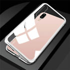 For Huawei P20/ P30 MATE 20 Pro/Lite Magnetic Absorption Glass Metal Case Cover