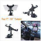 "US 360° Car Windshield Holder Suction Cup Mount Stand For iPad 7""- 11"" Tablets"