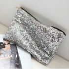 Sparkly Crystal Clutch Evening Bag Wedding Bridesmaid Fashion Handbag Glitter UK