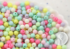 Beads Gems Kids Craft Educational Children DIY  Letters Mixed Jewellery Making