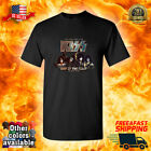 NEW 2019 KISS End Of The Road World Tour Concert 2 Side T-Shirt Size Men Black image