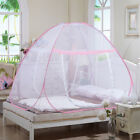 Automatic Bed Mosquito Insect Netting Mesh Canopy Dome Bedding Net Tent Folding image