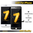 For iPhone 7 LCD Touch Screen Replacement Assembly Frame Touch Black White Lot