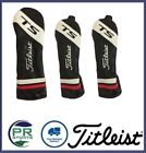 New Titleist Golf TS Driver and Fairway Wood Headcover Selection