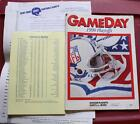 1990 Chicago Bears New York Giants Playoffs Program w/Media Notes 1991 on eBay